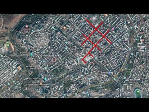 Ուշադրություն․ մարտի 1 ին փակ են լինելու փողոցներ