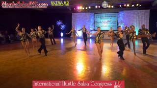 Balmir Latin Dance Co Hustle @ IHSC 2015
