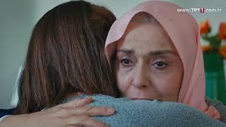 Elimi Bırakma 17. Bölüm Cenaze sonrası Azra'nın gözyaşları.