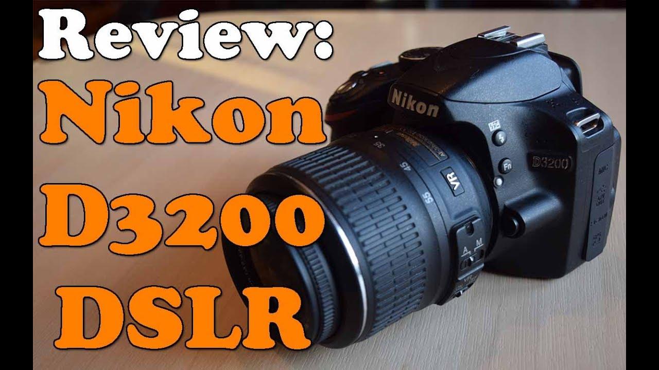Camera Reviews On Nikon D3200 Dslr Camera review nikon d3200 18 55mm vr lens kit youtube