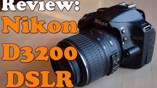 Review: Nikon D3200 (18-55mm VR Lens Kit)