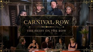 The Heist on the Row | A Carnival Row RPG