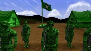 Army Men RTS Mission 1 The Thin Green Line