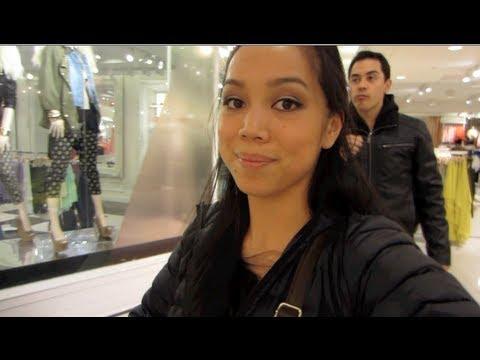 Forever21 Shopping in NYC!!! February 11, 2013- ItsJudysLife Vlog