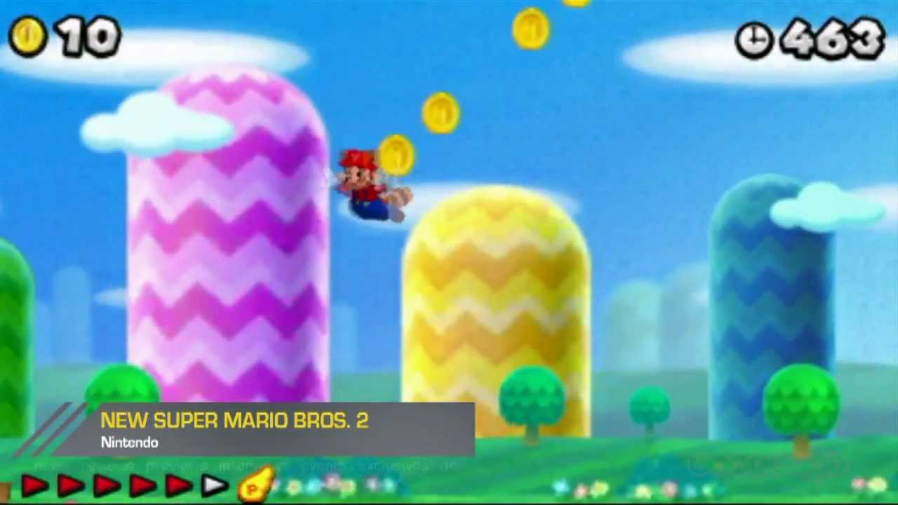Gamespot Reviews New Super Mario Bros 2 Youtube