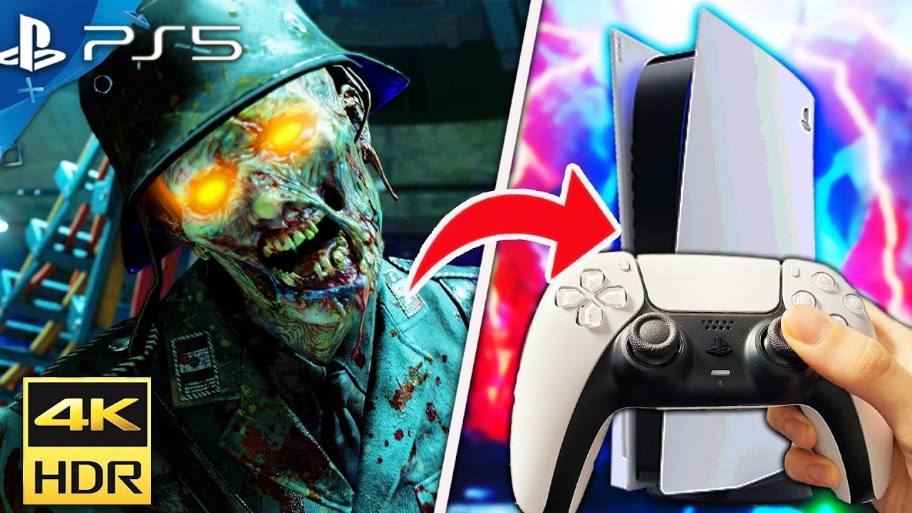 'Cold War' runs the same on Series X and PS5. The DualSense is ...