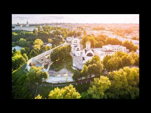 Vladimir - Russia. HD Travel.
