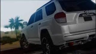 Toyota 4runner Para Gta San Andreas ★