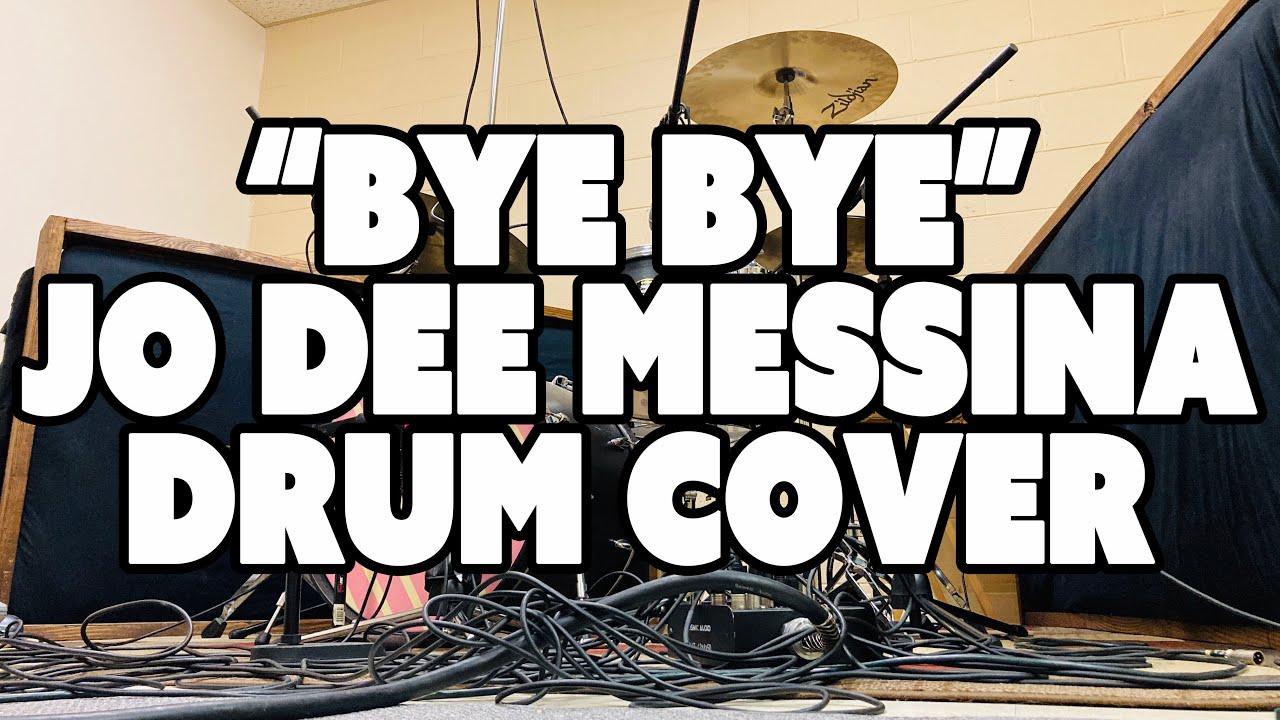 """Bye Bye"" - Jo Dee Messina Drum Cover - YouTube"