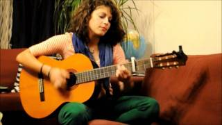 Jag kommer - Veronica Maggio (Cover).wmv