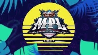 MPL LIVE | MPL-PH SEASON 3 GRAND FINALS Day 2 | Mobile Legends Philippines