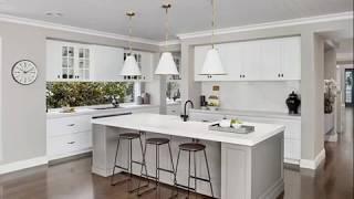 En Güzel Beyaz Mutfak Dolabı Modelleri   İNCİR DEKOR ®