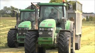 Silage 2013 - O'Shea Agri Contractors