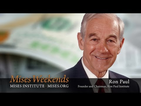 Ron Paul on Making Money Great Again