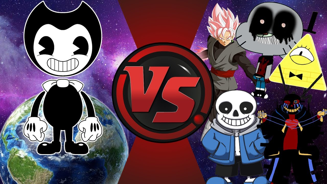 Bendy And The Ink Machine Vs The World Bendy Vs Bill