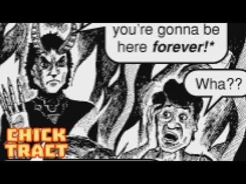The Hunter - A Chick Tract