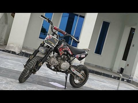 Super Stomp 150cc Pit Bike Scrambler In Panyam Village Chakswari