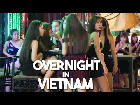 Overnight in Vietnam (Partying & NightLife in Ho Chi Minh Ci