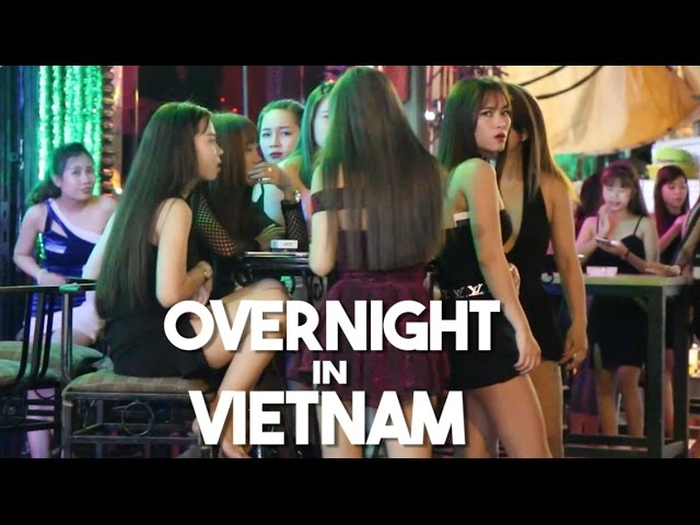 Overnight In Vietnam Partying Nightlife In Ho Chi Minh City Youtube