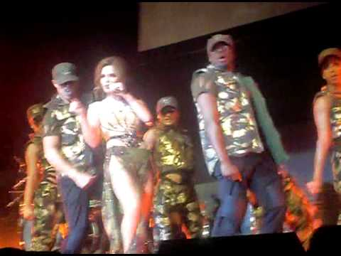 Cheryl Cole - Make Me Cry - BEPs - Manchester 23/05/10