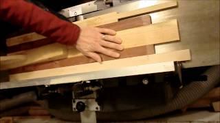 Cutting Board With Massaranduba Hardwood