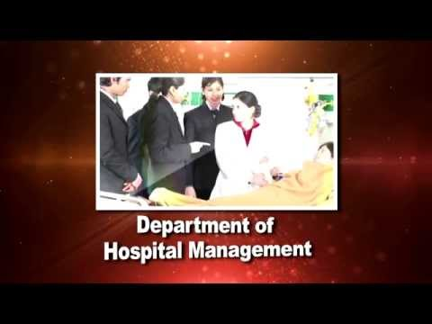 TEERTHANKER MAHAVEER UNIVERSITY,MBA-HOSPITAL MANAGEMENT,MORADABAD,U.P.-INDIA