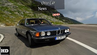 Hot News !!! BMW 7 Series E32 Production