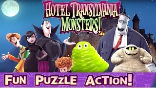 Hotel Transylvania: Monsters - Fun Puzzle Action Game !