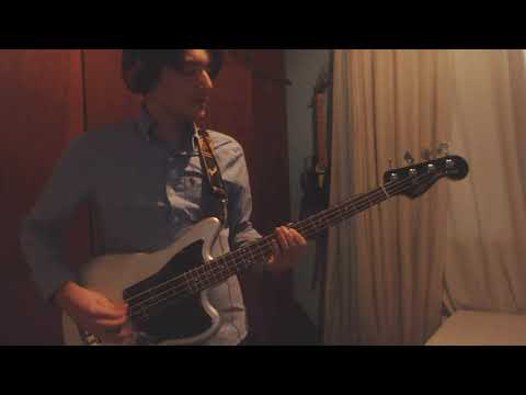 Modest Mouse - Heart Cooks Brain (Bass Cover)