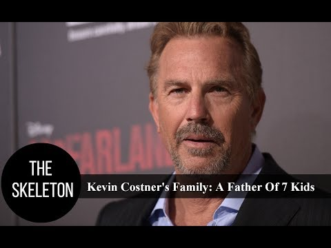 Kevin Costner's Family: A Father Of 7 Kids