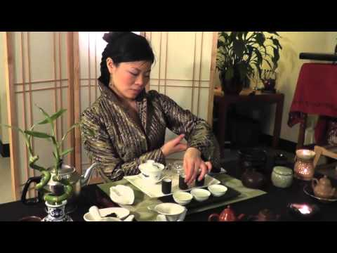 The Art of Tea Demonstration by Guitian Li