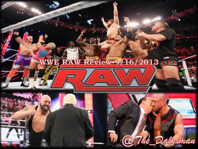 WWE RAW 9/16/13 Review: Daniel Bryan Stripped! No WWE Champion?? The WWE Roster Strikes Back! Travel Video