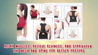 Magnetic Posture Support Corrective Back Brace