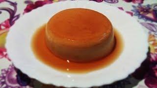 Κρέμ Καραμελέ (εύκολη συνταγή χωρίς φούρνο)