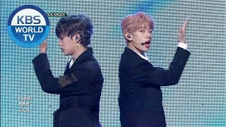 MXM - KNOCK KNOCK [Music Bank / 2018.11.09]