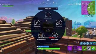HOW TO AIM BETTER ON FORTNITE HANDHELD NINTENDO SWITCH