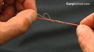 How to tie the Back to back grinner (UK) knot