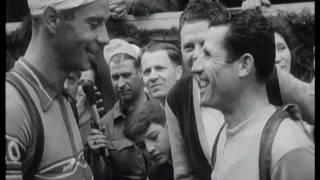 1951: Rad Tour de Suisse mit Ferdy Kübler