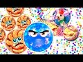 HE NEEDED MY HELP IN AGARIO - Agar.io Solo Gameplays