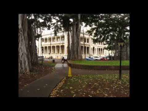 ʻIolani Palace - State of Hawaiʻi - USA - United States