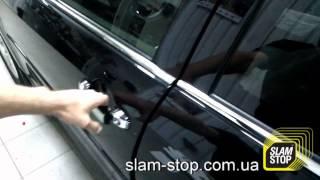 Доводчик двери на Toyota Camry XV50 – Дотяжка автомобильных дверей SlamStop(Доводчик автомобильных дверей SlamStop: http://slam-stop.com.ua/about Обеспечивает автоматическое, плавное закрытие двери..., 2015-03-31T11:11:01.000Z)