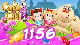 Candy Crush Soda Saga Level 1156