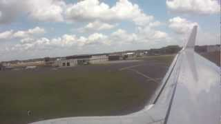 American Airlines Boeing 737-800 Landing @ Bradley International Airport