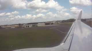 American Airlines Boeing 737-800 Landing @ Bradley International Airport