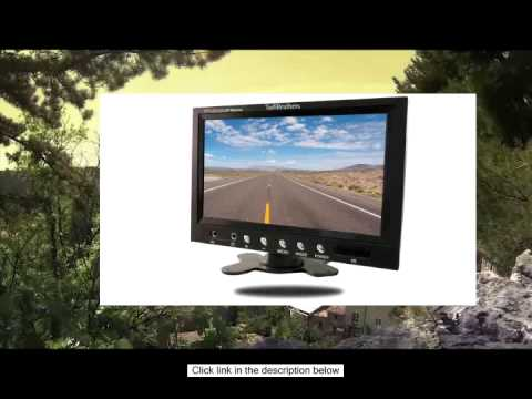 hqdefault tadibrothers 7 inch monitor with wireless mounted rv backup camera  at mifinder.co