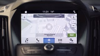 Ford SYNC 3 – Карты   Ford Russia
