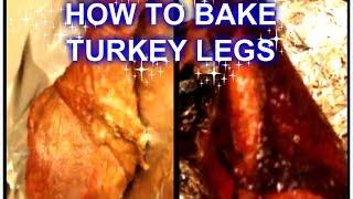 How Bake Turkey