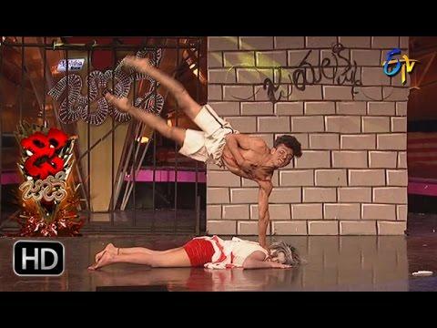 Sanketh and Priyanka Performance   Dhee Jodi   25th January 2017  ETV Telugu