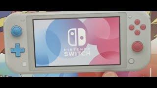 [vlog] Nintendo switch animal …