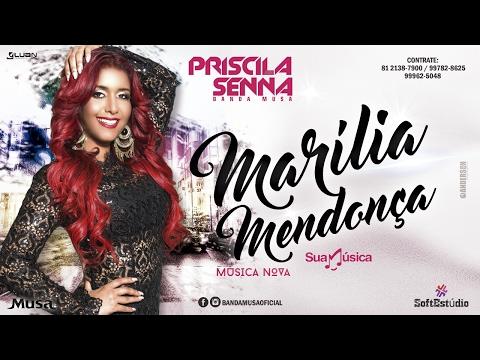 Priscila Senna - Marília Mendonça [Áudio Oficial]